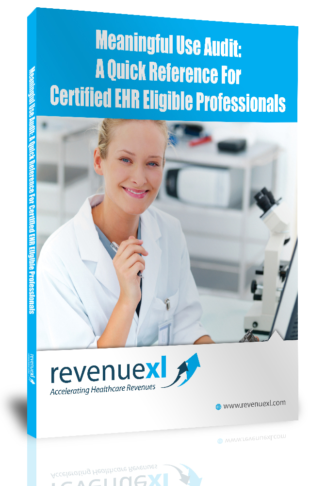 Meaningful Use Audit for Certified EHR Eligible Professionals