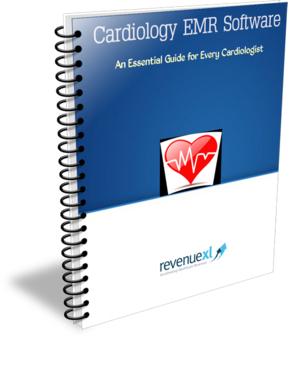 Cardiology EMR EHR Software eBook
