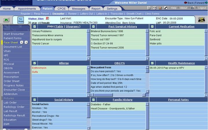 Best EHR Software