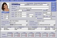 EMR Software Screen Shot
