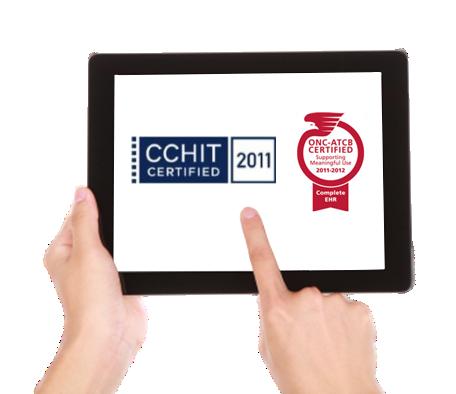 Certified EHR Software