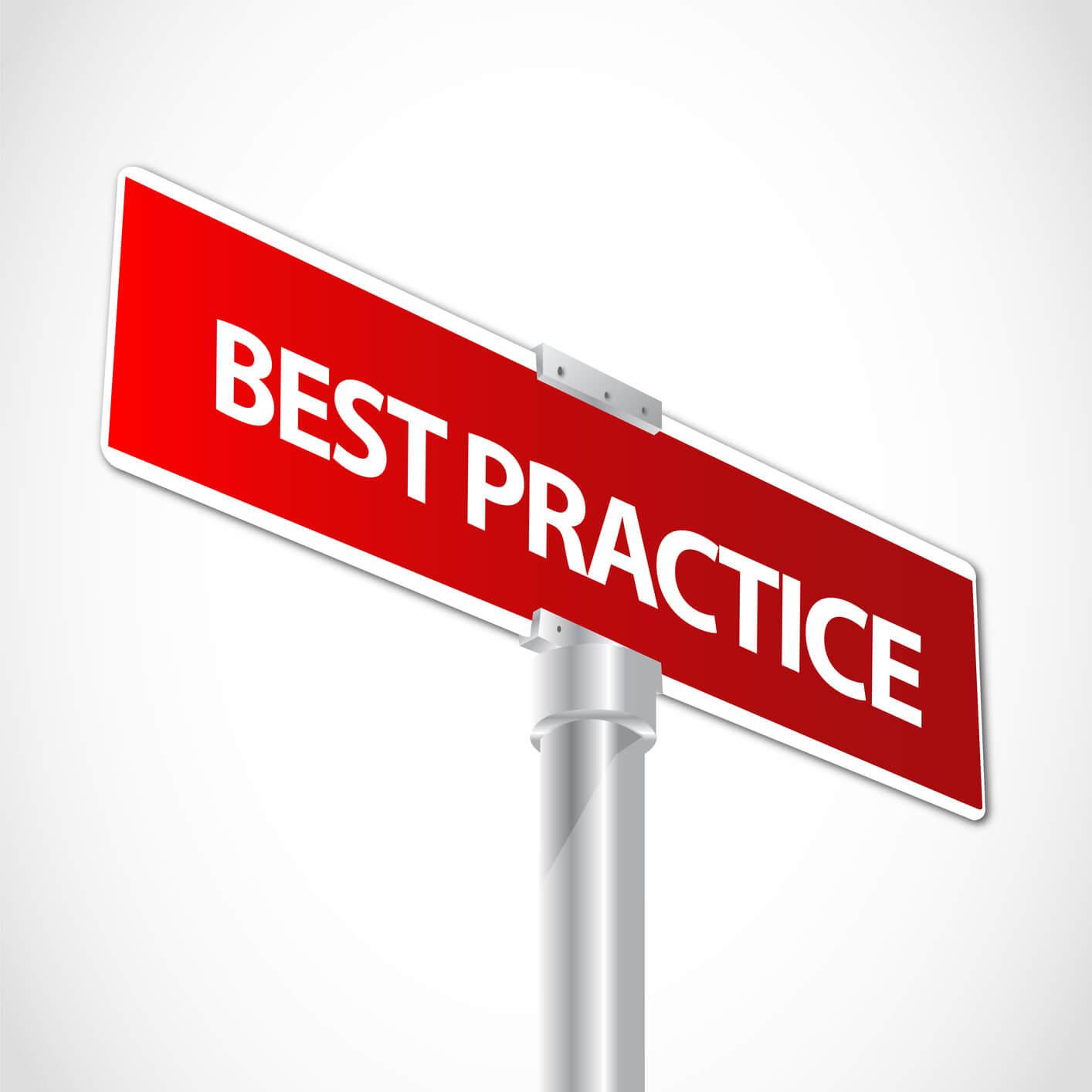 EMR Best Practices
