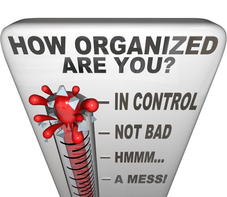 Organized Medical Office