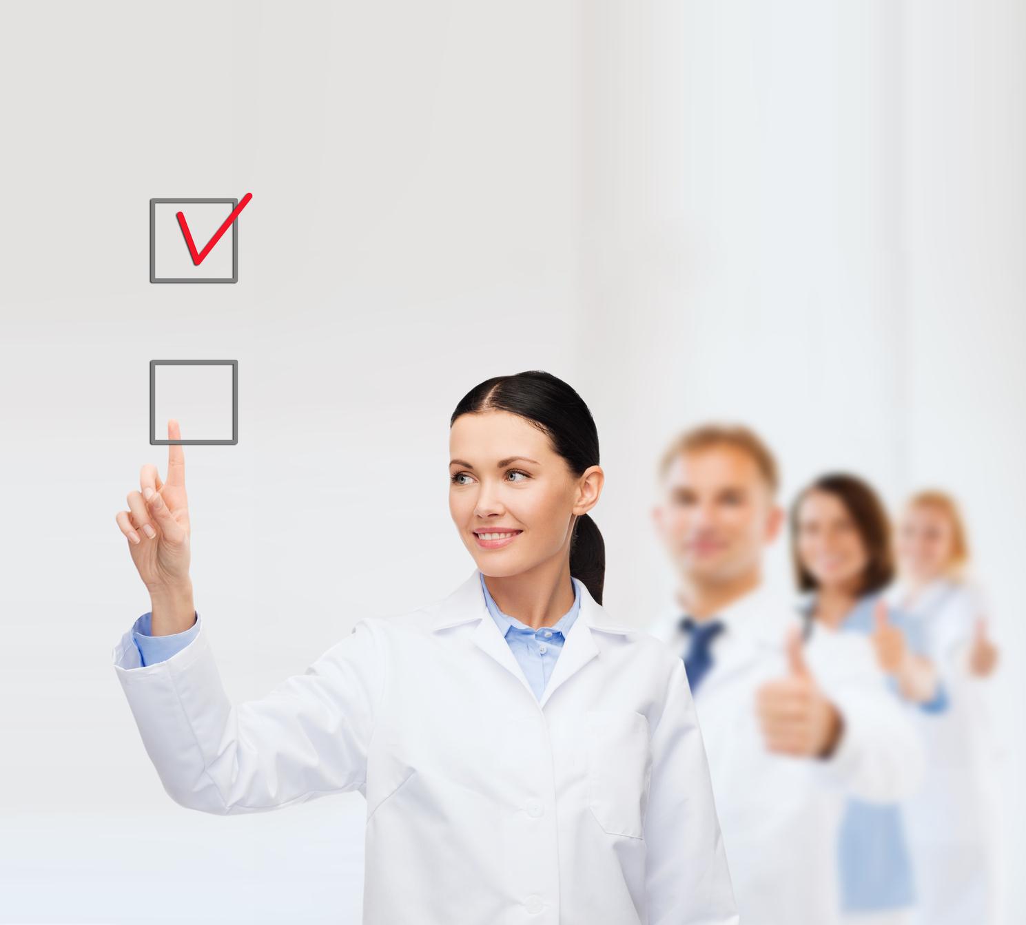 EHR Checklist