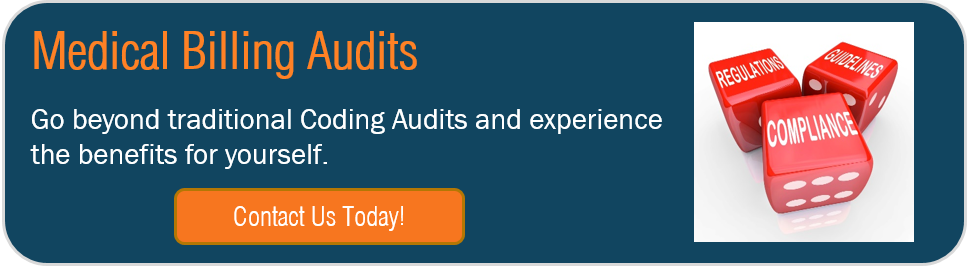 Billing Audits A Refresher For Your Medical Practice