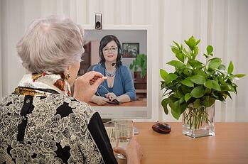 Doctor patient telemedicine