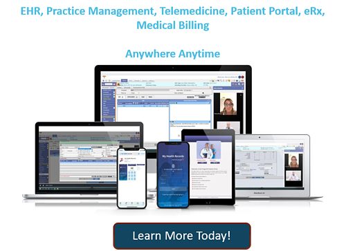 EHR Software Anywhere Anytime