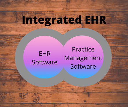 Integrated EHR