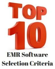 EMR_Software_Selection_Criteria