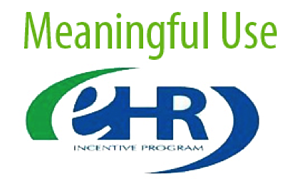 Meaningful Use EHR