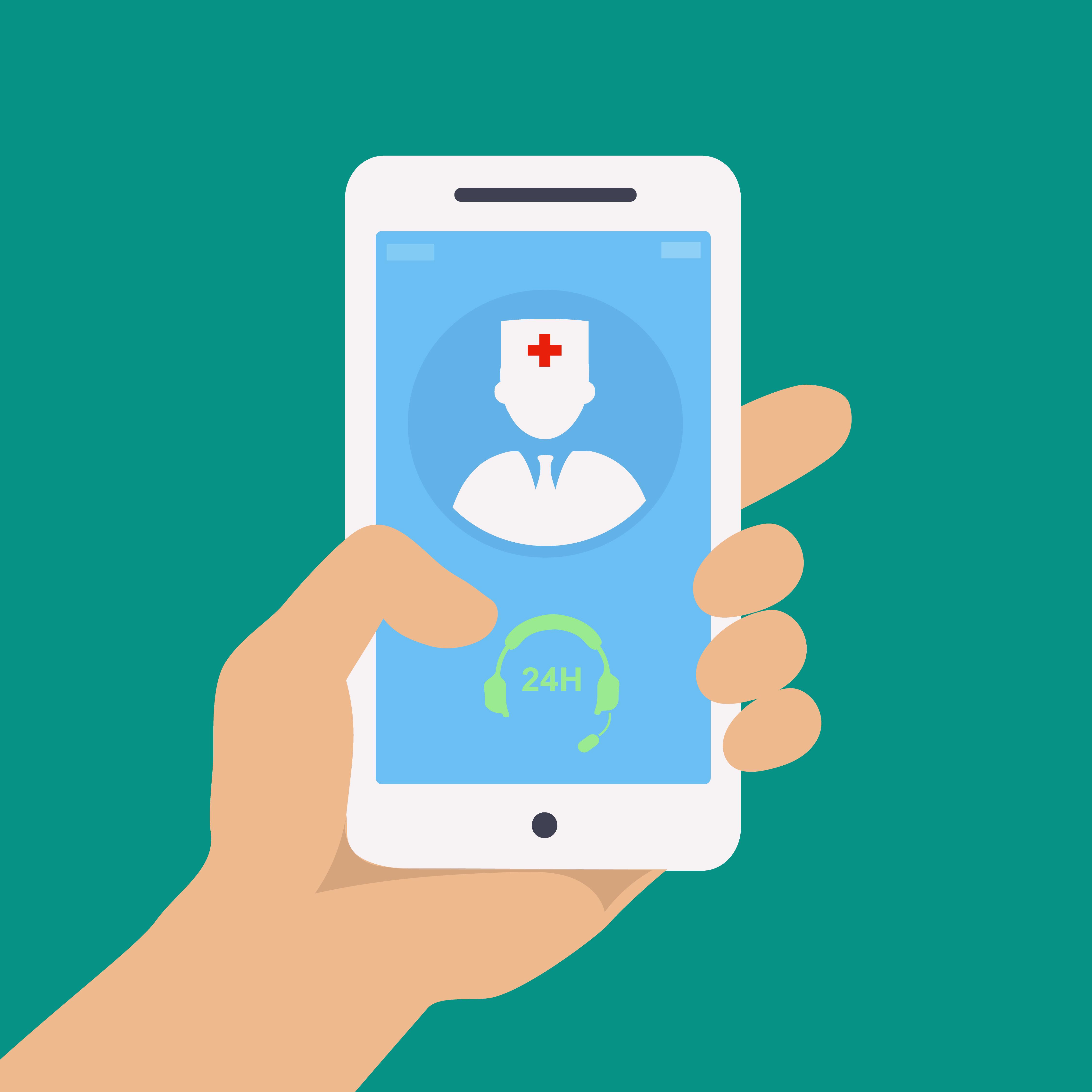 Mobile Pain Management EHR
