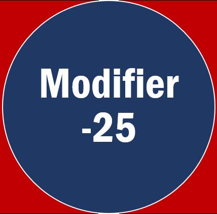 Modifier-25