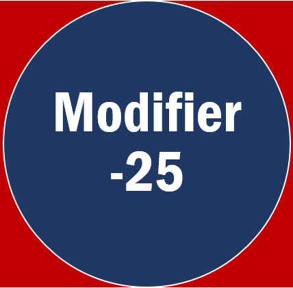 (Updated) Primer on Modifier -25? Use it but don't abuse it.